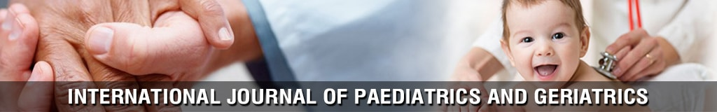 International Journal of Paediatrics and Geriatrics